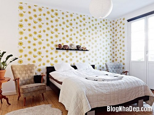 183134 Thiết kế nội thất cho căn hộ 60m2 đơn giản nhưng không nhàm chán