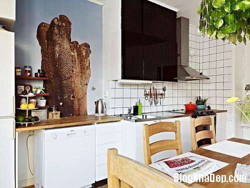 183136 Thiết kế nội thất cho căn hộ 60m2 đơn giản nhưng không nhàm chán