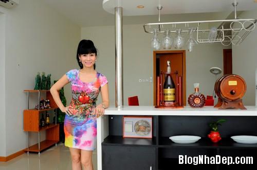 20130701083820369 Căn hộ cao cấp nhìn ra sông Sài Gòn của nữ diễn viên Uyên Thảo