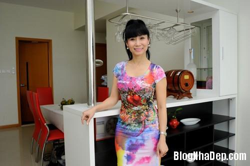 20130701083821632 Căn hộ cao cấp nhìn ra sông Sài Gòn của nữ diễn viên Uyên Thảo