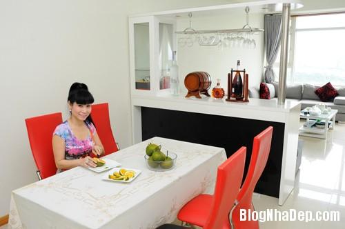 20130701083823348 Căn hộ cao cấp nhìn ra sông Sài Gòn của nữ diễn viên Uyên Thảo