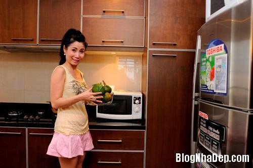 20130701083825922 Căn hộ cao cấp nhìn ra sông Sài Gòn của nữ diễn viên Uyên Thảo