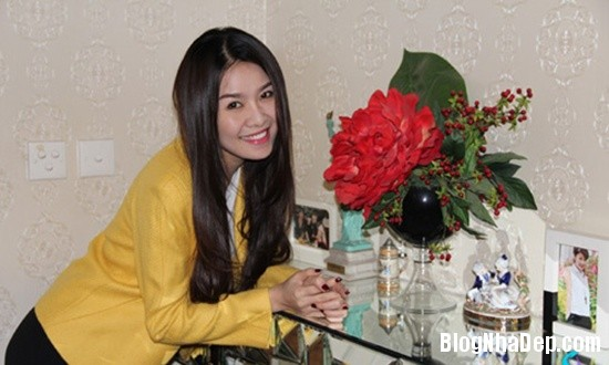 20130712074020086 Căn hộ sang trọng của nữ ca sĩ Quế Vân