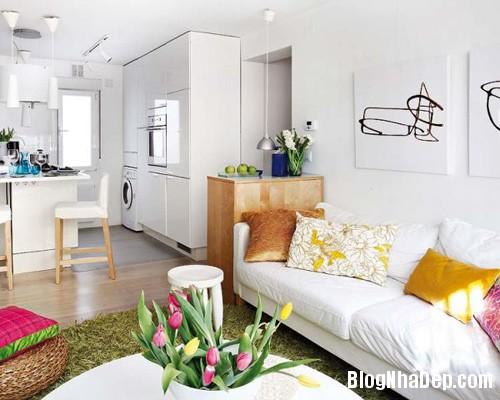 20130729095814786 Không gian xinh đẹp trong căn hộ 40m2