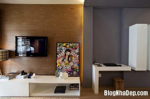 20130827102855038 Thiết kế nội thất cá tính cho căn hộ nhỏ 45m2