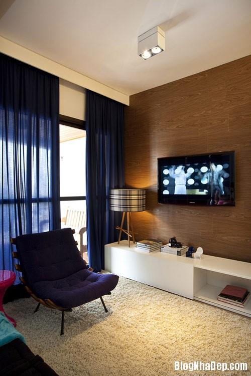 20130827102855912 Thiết kế nội thất cá tính cho căn hộ nhỏ 45m2