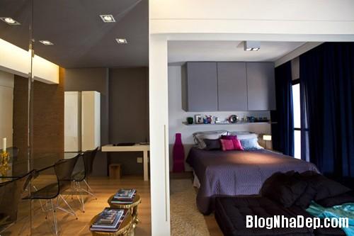 20130827102856021 Thiết kế nội thất cá tính cho căn hộ nhỏ 45m2