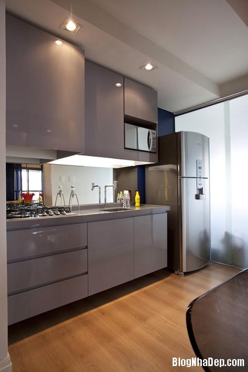 20130827102857175 Thiết kế nội thất cá tính cho căn hộ nhỏ 45m2
