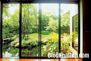 20130830095651107 Ngôi nhà vườn đúng chất gần gũi thiên nhiên ở Bangkok
