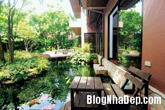 20130830095658131 Ngôi nhà vườn đúng chất gần gũi thiên nhiên ở Bangkok