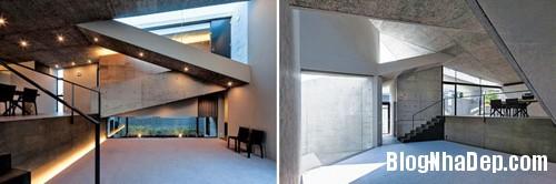 20131125073844907 Thiết kế ngôi nhà trên lô đất có địa thế phức tạp
