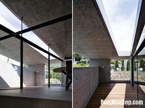 20131125073845188 Thiết kế ngôi nhà trên lô đất có địa thế phức tạp