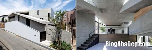 20131125073845453 Thiết kế ngôi nhà trên lô đất có địa thế phức tạp