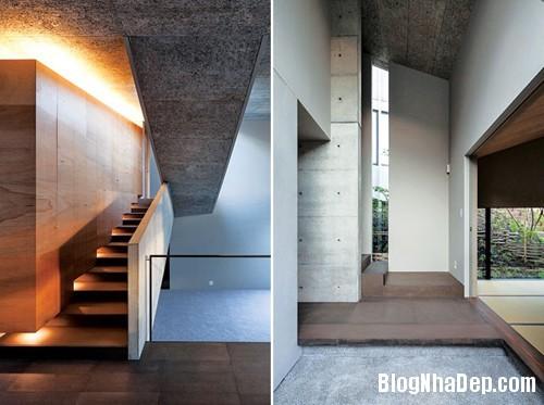 20131125073845765 Thiết kế ngôi nhà trên lô đất có địa thế phức tạp
