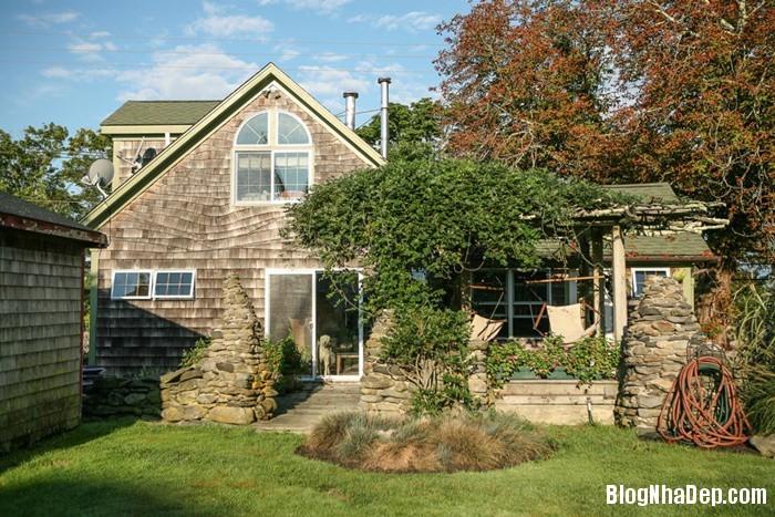 20131211013043514 Ngôi nhà tuyệt đẹp với cối xay gió ở Rhode Island, Mỹ