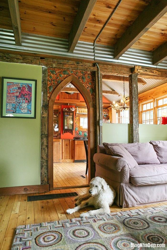 20131211013056806 Ngôi nhà tuyệt đẹp với cối xay gió ở Rhode Island, Mỹ