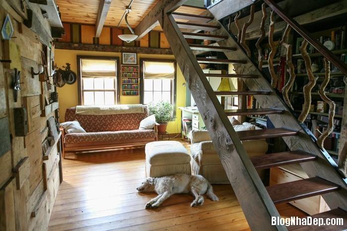 20131211013116337 Ngôi nhà tuyệt đẹp với cối xay gió ở Rhode Island, Mỹ