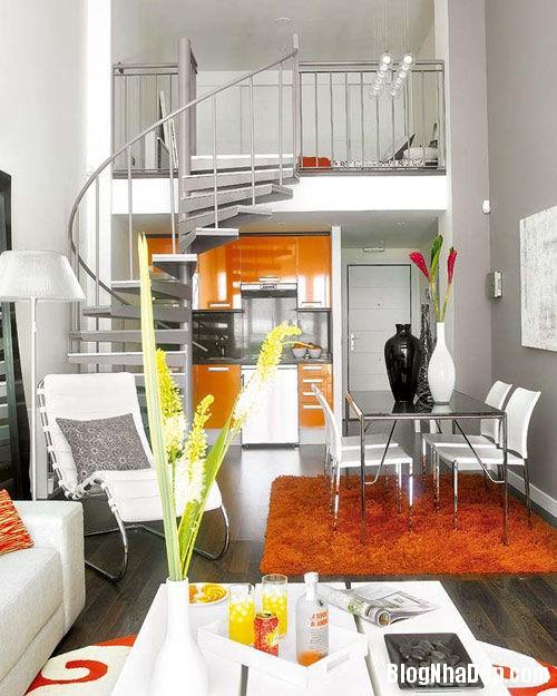 20131213013438660 Bí quyết thiết kế nội thất thông minh cho căn hộ nhỏ