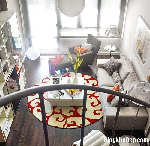 20131213013444652 Bí quyết thiết kế nội thất thông minh cho căn hộ nhỏ