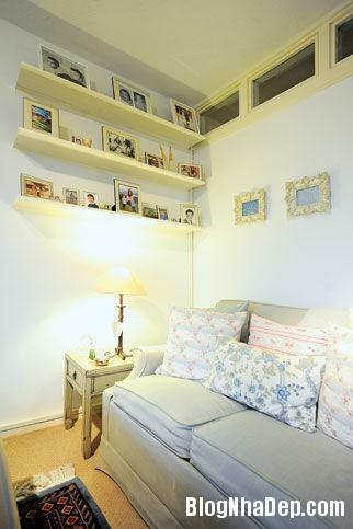 20131219093607729 Phong cách trang trí nội thất trong các căn hộ sang trọng ở Notting Hill