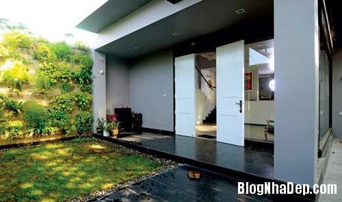 20131223081327290 Ngôi nhà thông thoáng với không gian mở tuyệt đẹp