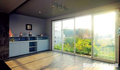 20131223081337570 Ngôi nhà thông thoáng với không gian mở tuyệt đẹp