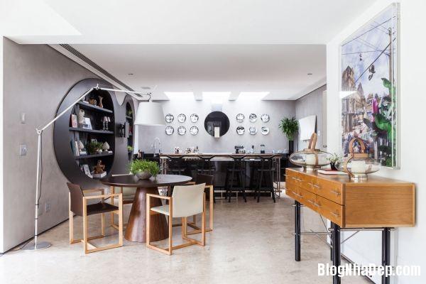20131230081649189  NS house   Nhà đẹp nhờ pha trộn nhiều phong cách ở Sao Paulo