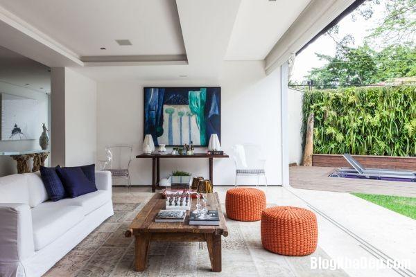 20131230081653791  NS house   Nhà đẹp nhờ pha trộn nhiều phong cách ở Sao Paulo