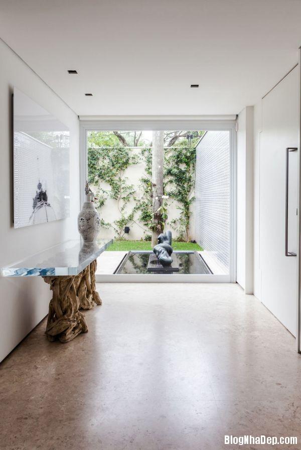 20131230081658440  NS house   Nhà đẹp nhờ pha trộn nhiều phong cách ở Sao Paulo