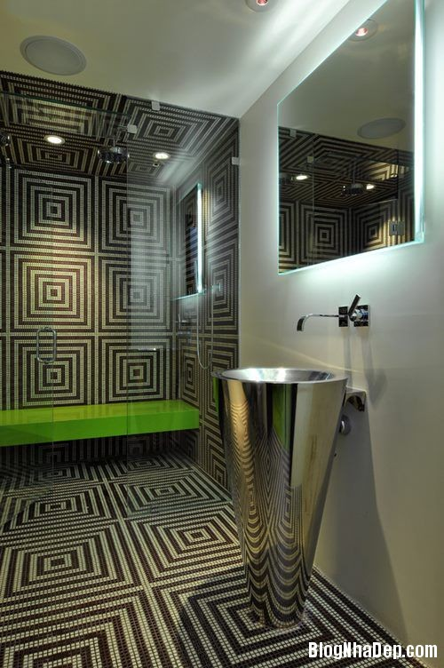 20140421113112342  15 Xu hướng phòng tắm hot nhất hè này