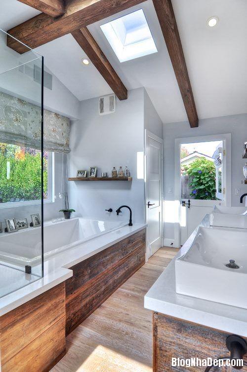 20140421113121203  15 Xu hướng phòng tắm hot nhất hè này