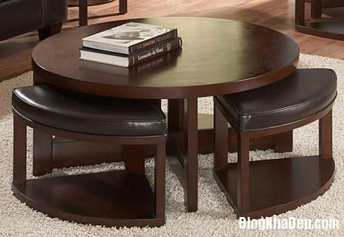20140423015301759 Phòng khách thêm gọn gàng với chiếc bàn trà giấu ghế