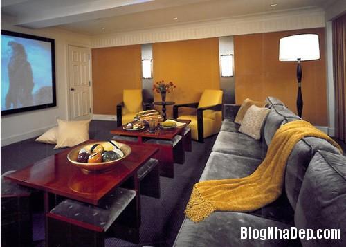 20140423015320276 Phòng khách thêm gọn gàng với chiếc bàn trà giấu ghế