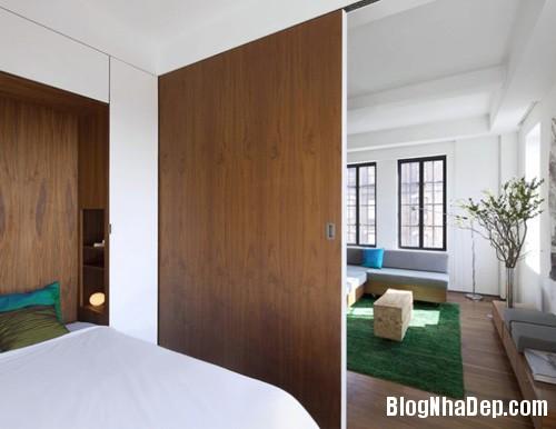 20140512080933182 Tạo không gian phòng ngủ bằng các bức ngăn phòng
