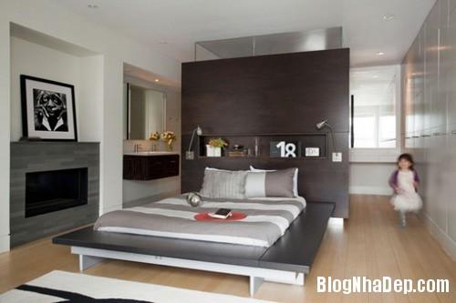 20140512080944523 Tạo không gian phòng ngủ bằng các bức ngăn phòng