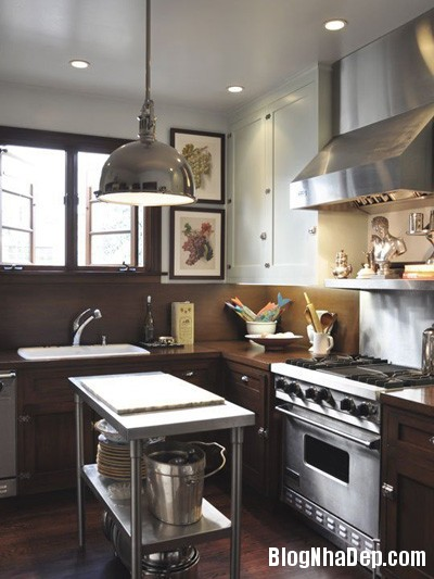 20140516085323836 Để căn bếp nhỏ trở nên rộng hơn