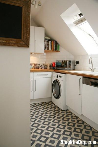 20140516085328032 Để căn bếp nhỏ trở nên rộng hơn