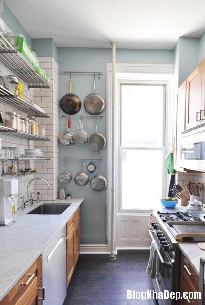 20140516085333851 Để căn bếp nhỏ trở nên rộng hơn