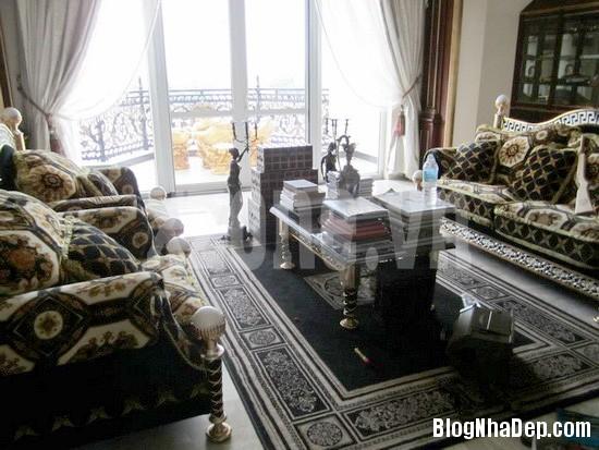 279 Dinh thự màu trắng xa hoa của nhà chồng Hà Tăng