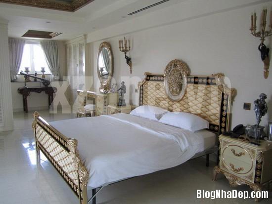 280 Dinh thự màu trắng xa hoa của nhà chồng Hà Tăng