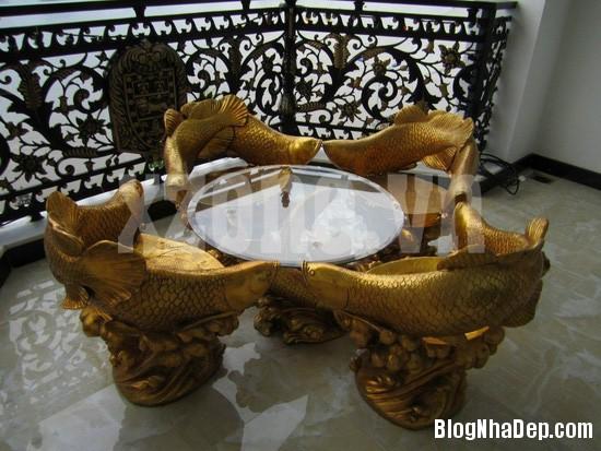 290 Dinh thự màu trắng xa hoa của nhà chồng Hà Tăng