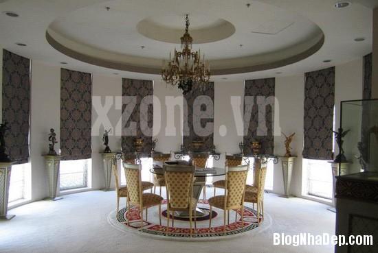 291 Dinh thự màu trắng xa hoa của nhà chồng Hà Tăng