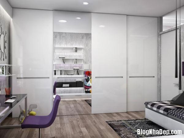 300m2 10 Bài trí nội thất cho căn hộ rộng  300m2