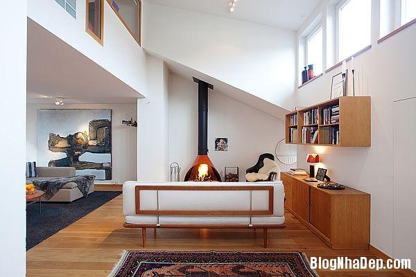 4 phong 1 29643 Căn hộ  bài trí hiện đại và ấm cúng tọa lạc tại thành phố Stockholm