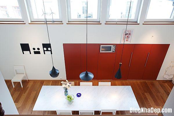 4 phong 3 29643 Căn hộ  bài trí hiện đại và ấm cúng tọa lạc tại thành phố Stockholm