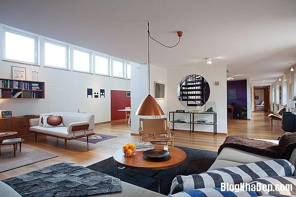 4 phong 7 29643 Căn hộ  bài trí hiện đại và ấm cúng tọa lạc tại thành phố Stockholm