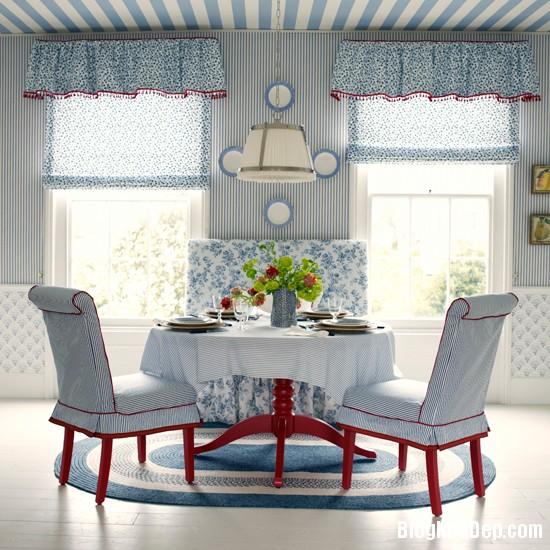 687 Mẫu trần nhà đẹp với họa tiết kẻ sọc