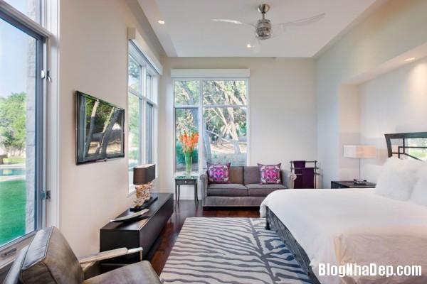 Bedroom3 600x400  Blanco House   Không gian sống tuyệt vời cho bất cứ ai