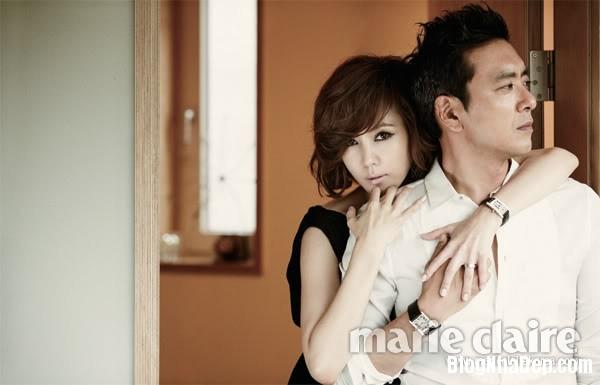 KimNamJoo house 1 df9ef Thăm tổ ấm xinh xắn của Kim Nam Joo