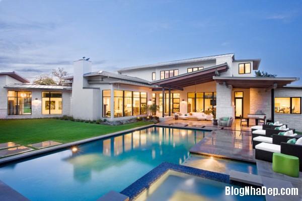 Lovely View3 600x400  Blanco House   Không gian sống tuyệt vời cho bất cứ ai